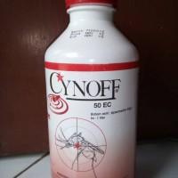 Cynoff 50 EC Basmi Nyamuk Tuntas