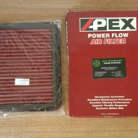 harga Filter Udara Racing APEX Mitsubishi Galant Hiu V6 2.0 Gen8 Tokopedia.com