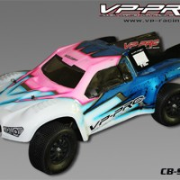 Rc Car Body Shell VP PRO SHORT COURSE CLEAR BODY SCT 1/10