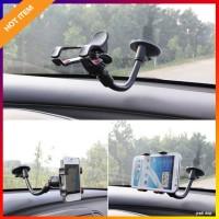 harga Lazypod Lazy Pod Car Phone Holder For Smartphone Hp Model Panjang Tokopedia.com