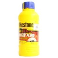 Minyak Rem Prestone Brake Fluid DOT 3 300ml CLEAR Oli Rem Sintetik