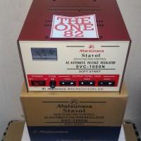 harga MATSUNAGA STAVOL/STABILIZER 1000W - SVC-1000N Tokopedia.com