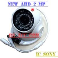 New Cctv Ahd Avicom 1/3 Ic Sony 2.0 Mp Lens 3,6 Mm 24 Led Alu Doom