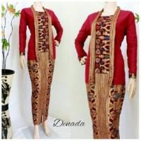 Setelan Batik Solo, RnB Batik Denada Prada