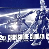 P-Bandai HG 1/144 Crossbone Gundam X2