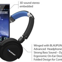 Blaupunkt Sonido X1+ Garansi Resmi Free Headphone Original
