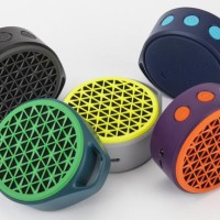 Speaker Logitech X50 Wireless Bluetooth (Black Yellow Green Orange)
