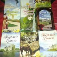 Novel Stephanie Laurens seri Bastion Club