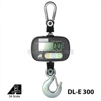 Jual DLE Timbangan Gantung Digital Electronic Hanging Scale 300 Kg Murah