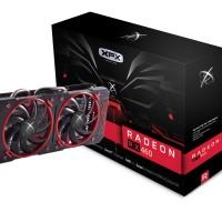 XFX Radeon RX 460 4GB DDR5 - Dual Fan - TRUE OC 1220MHZ - RX-460P4DFG5