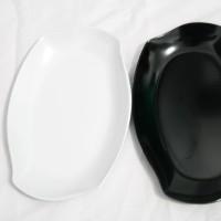 harga Piring Saji Bergelombang Melamine Serving Dish Plate Melamin Makan Tokopedia.com