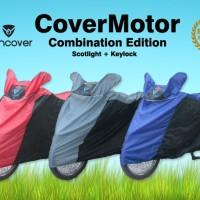 Cover Motor Funcover Warna Kombinasi utk Beat, Mio, Vario 150, Scoopy