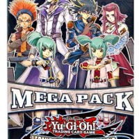 Yugioh Legendary Collection 5 Mega Pack Booster Only