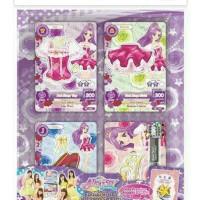Jual Aikatsu Kanzaki Mizuki Idol Queen Bonus ID Card Set Original Asli Murah