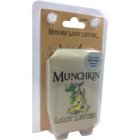 Munchkin Loot Letter Card Game Clamshell (Board Game Love Letter)