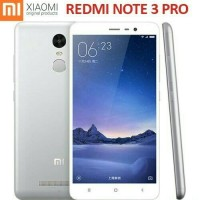 Xiaomi Redmi Note 3 Pro Ram 3gb Internal 32gb - Silver - Rom Global