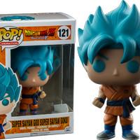Funko Pop! Dragon Ball Z - Super Saiyan God Super Saiyan Goku