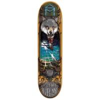 Jual Skateboard Deck Sk8mafia Animaf Gray Baru | Deck Skateboard Len