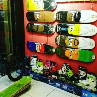 Jual Skateboard Deck Sk8mafia Sarmiento Spun Baru | Deck Skateboard