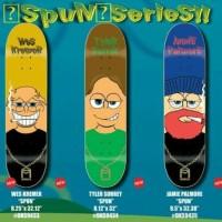 Jual Skateboard Deck Sk8mafia Surrey Spun Baru | Deck Skateboard Len
