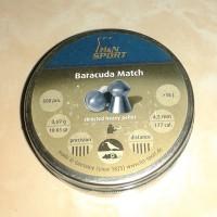 harga Mimis Pellet Baracuda Match H&N Sport 4.5mm Tokopedia.com