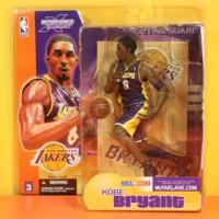 Mcfarlane NBA Seri 3 Kobe Bryant MISB