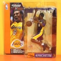 Mcfarlane NBA Seri 1 Kobe Bryant MISB Variant Purple