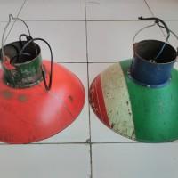 harga Kap lampu gantung antik model jadul/vintage. lebar 40cm. extra LED Tokopedia.com