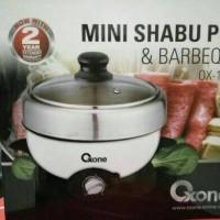 Oxone Mini Shabu Pot And BBQ