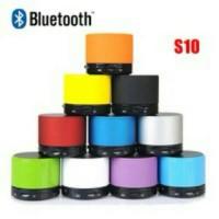 Jual Speaker Bluetooth Portable S10 Murah