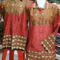 Blouse (blus) Batik