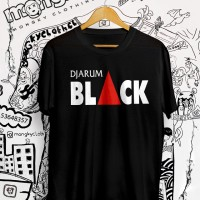 Kaos Endorse Djarum Black