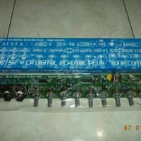 4CH DIGITAL ECHO MIC + TONE CONTROL