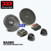 Morel Maximo 2 Way Components Speaker Kit