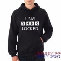HOODIE I'M SHERLOCKED I AM JAKET SWEATER SHERLOCK HOLMES
