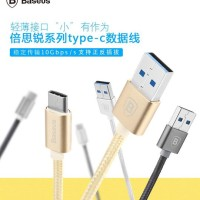 Baseus Sharp Series 3A Output Ultra Charing Speed USB 3.1 Type-C Cable