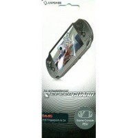 CAPDASE Screen Protector IMAG Full Cover for Game Console Sony PSVITA