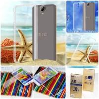 IMAK Crystal Case Premium Series HTC One E9 Plus Original