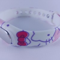 harga Xiaomi Mi Band Miband Silicone Strap - Hello Kitty 2 Tokopedia.com