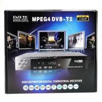 Jual MPEG4 DVB-T2 TV TUNER DIGITAL USB PLAYER / RECORDER Murah