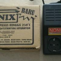 Automatic Softstarting Inverator Nonix