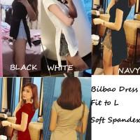 BILBAO DRES | CASUAL DRESS | DRESS DOUBLE SLIT