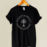 lord of the rings shirt tree of gondor t shirt