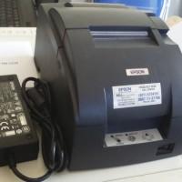 Epson TMU 220 Second / Printer Kasir TMU 220D Manual LPT/ Serial port
