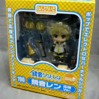 Nendoroid Nomor 190 Kagamine len Good Smile KW