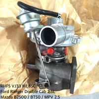 Turbo Ford double cabin / ford ranger / ford everest / mazda b2500
