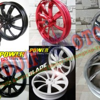 harga Velg Racing Honda Scoopy-Spacy-Beat Power Model Blade Tokopedia.com