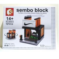 harga Lego City Sport Shop - Sembo block Tokopedia.com