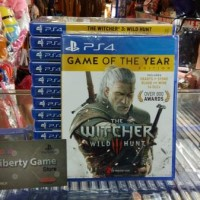 PS4 THE WITCHER 3: WILD HUNT [GAME OF THE YEAR EDITION] REG 3