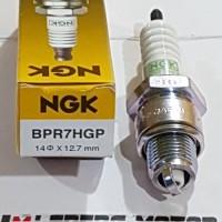 BPR7HGP NGK G-Power Busi Motor 2Tax Vespa RX-King Yamaha RX-Z RG-R